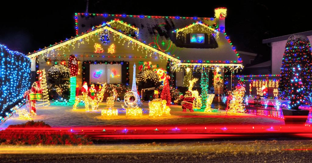 Things-to-Do-This-Christmas-Lights-on-House