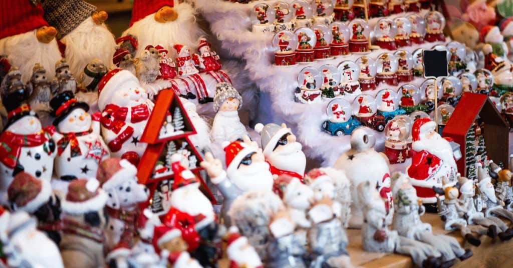 Best Christmas Markets in England stall