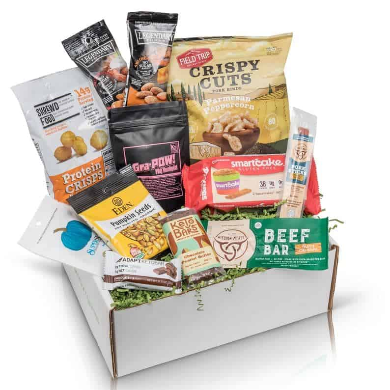 Keto food gifts for Christmas
