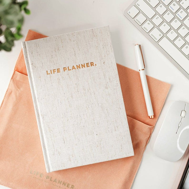 Life Planner - Gift Ideas for Sister