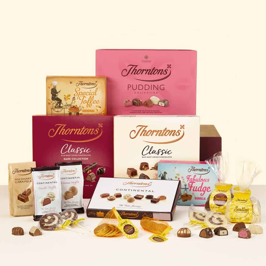 Thorntons-Family-Sharing-Hamper-food gifts for Christmas