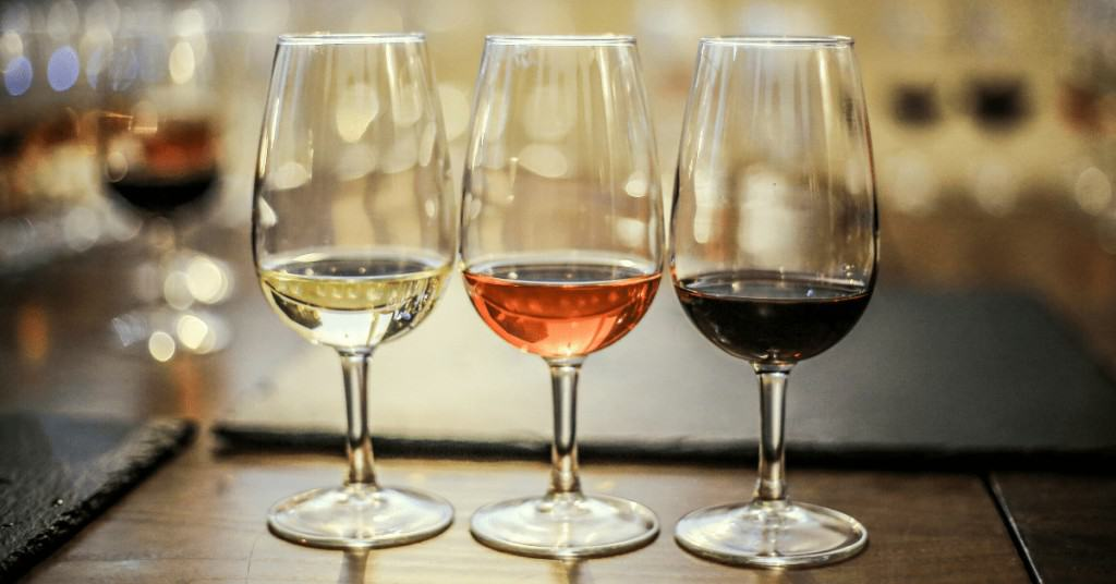 Wine Tasting - Gifts for the Man Who Has Everything UK