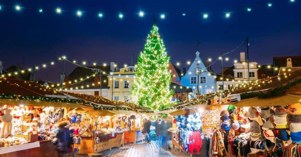 Christmas Market - Activities for Kids - Open for Christmas