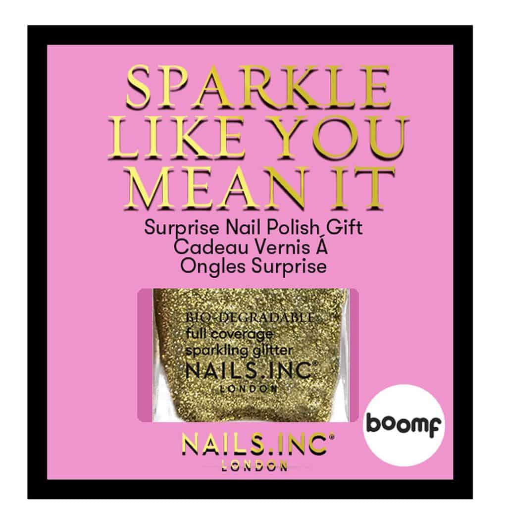 Nails Inc - Cheap Stocking Fillers for Teenagers - Open for Christmas