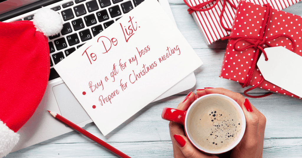 What To Buy Your Boss for Christmas - Open for Christmas