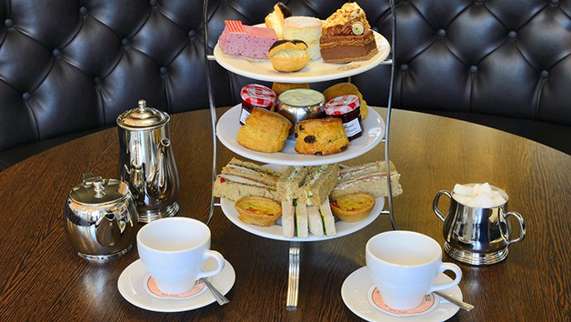 Afternoon Tea for Two at Patisserie Valerie - Inexpensive Gifts for the Woman Who Has Everything