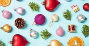The Best Christmas Ornaments - Open for Christmas