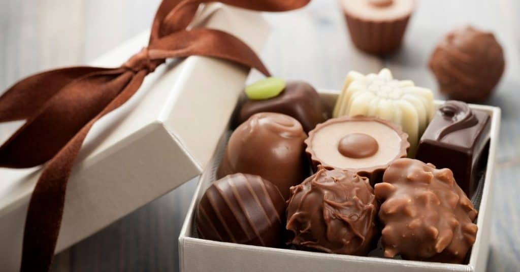 Best gifts for chocolate lovers - Open for Christmas