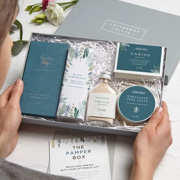 Not on the High Street Gifts for Her - The Letterbox Gifts