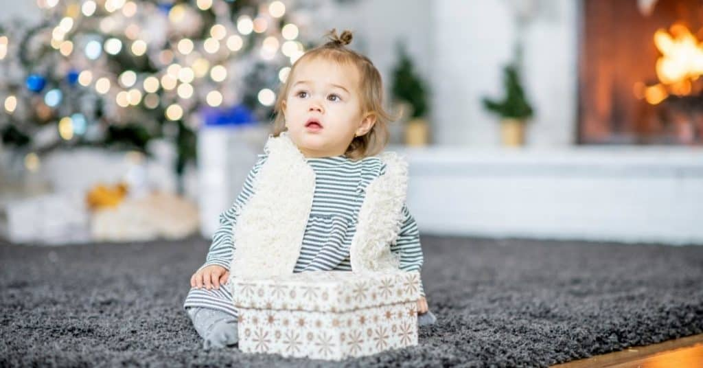 What to Buy a Toddler Who Has Everything - Open for Christmas