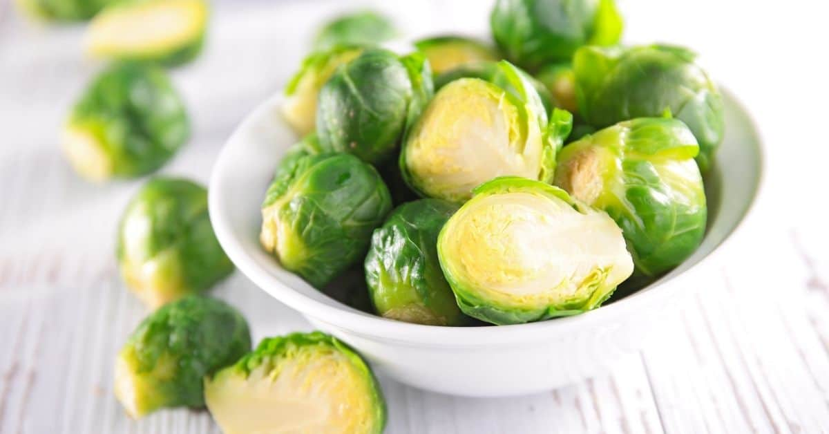 How to Boil Brussel Sprouts - Open for Christmas