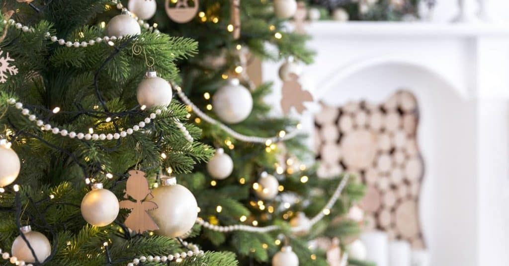 What does a Christmas tree represent - Open for Christmas